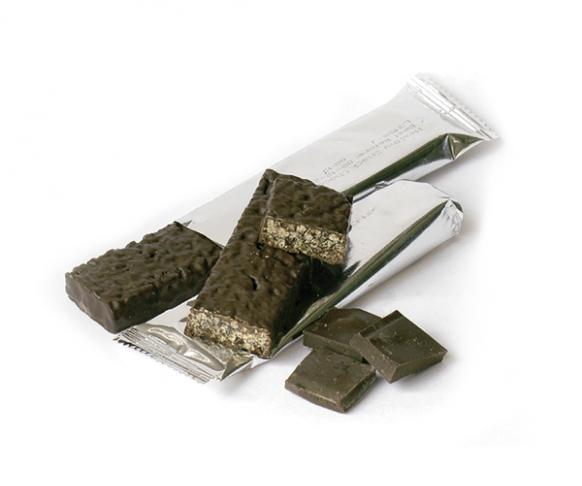 Křupavá tyčinka s příchutí čokolády, 1 kus