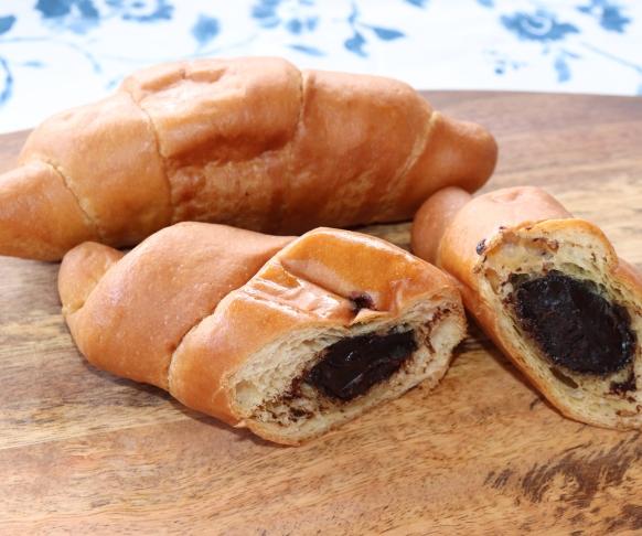 Croissant s kakaovou náplní Start, 1 kus