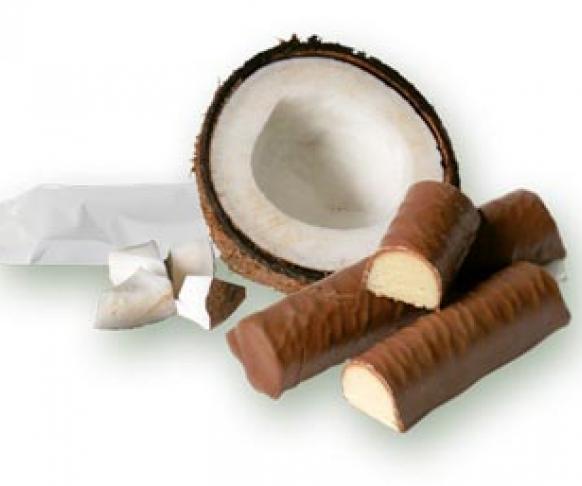 Tyčinka s kokosovou příchutí, 7 kusů