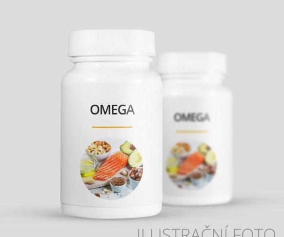 Omega, 3x20 kapslí, Akce 1+1 ZDARMA
