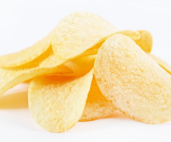 Přírodní chipsy, 1 kus
