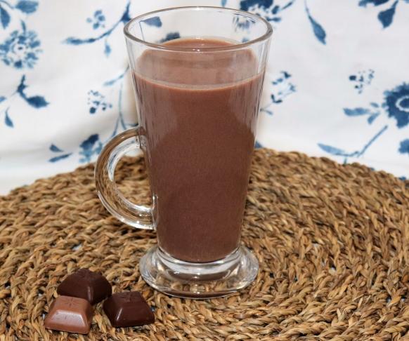 Horký nápoj s příchutí čokolády, 7 kusů
