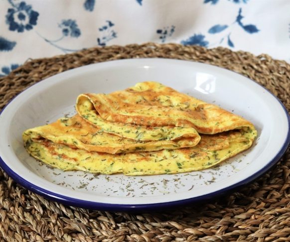 Bylinková omeleta, 7 kusů
