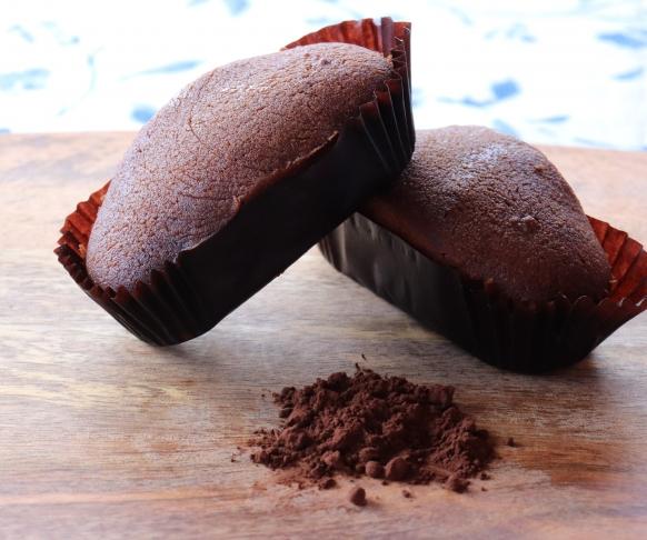 Plumcake - buchtička s kakaovou příchutí, 4x45 g