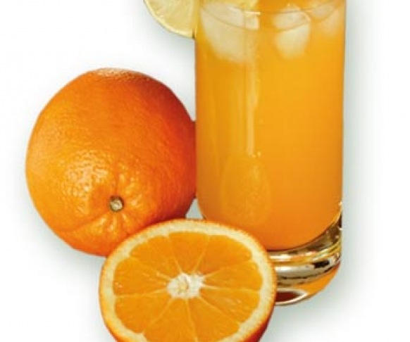 Nápoj s pomerančovou příchutí, 7 kusů
