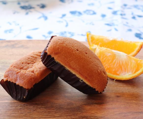Plumcake - buchtička s pomerančovou příchutí, 4x45 g
