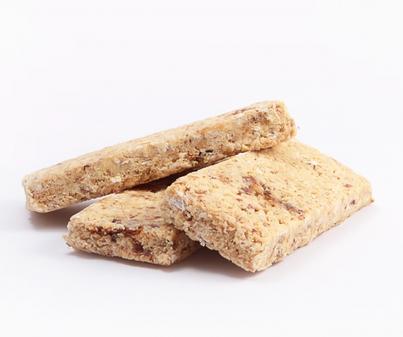 Tyčinka cereální sójová s mandlemi a rozinkami, 7 kusů