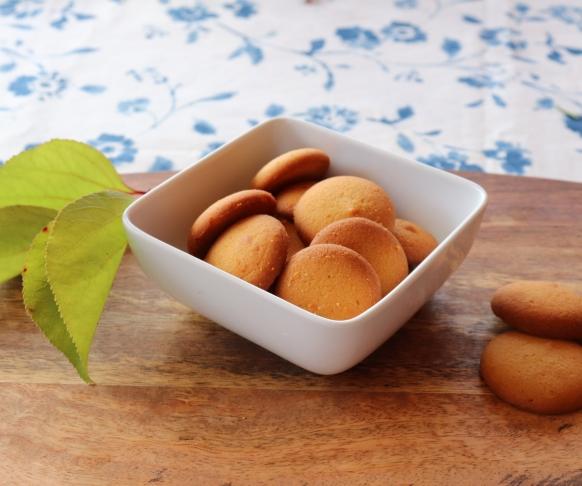 Delizie - sušenky s meruňkovou příchutí, 1 kus