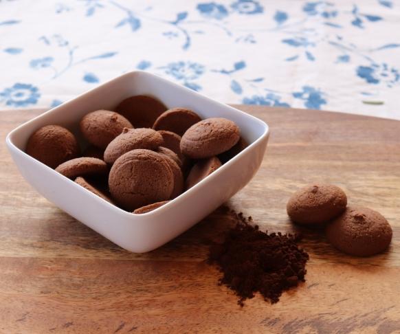 Delizie - sušenky s kakaovou příchutí, 1 kus