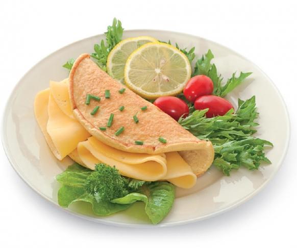 Sýrová omeleta v prášku, 7 kusů