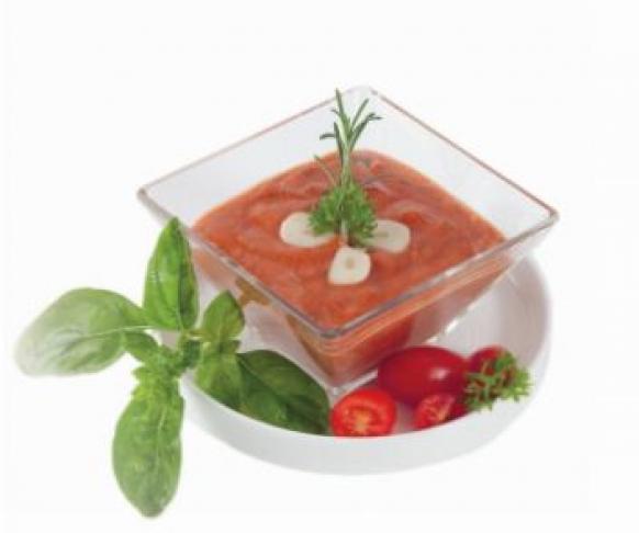 Tomatový krém, 7 kusů