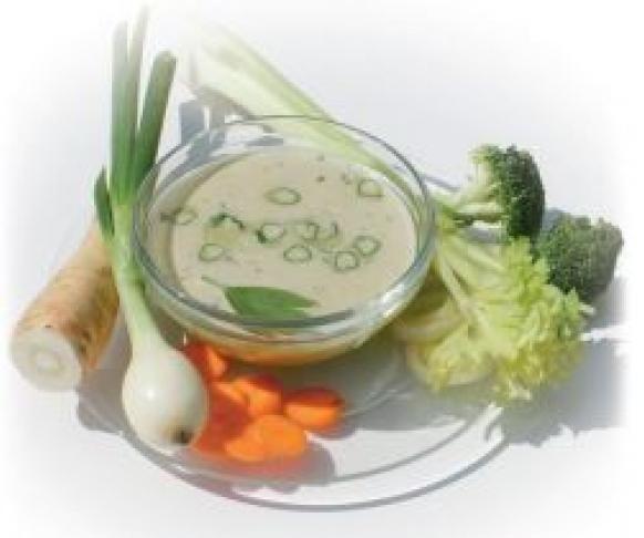 Zeleninový krém, 7 kusů